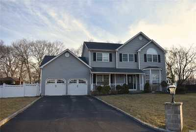 Hauppauge NY Single Family Home For Sale: $765,000