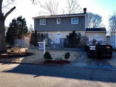 Centereach Single Family Home For Sale: 43 Kent Ln