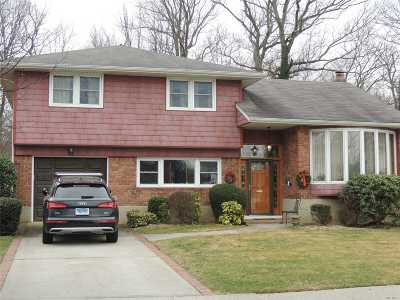 Wantagh Single Family Home For Sale: 3260 Waterbury Dr