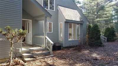 East Hampton Single Family Home For Sale: 133 Swamp Rd