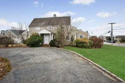 Massapequa Single Family Home For Sale: 4488 Merrick Rd