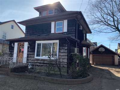 Lynbrook Single Family Home For Sale: 26 Jefferson Ave