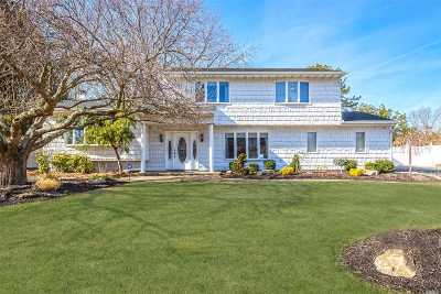 Bohemia Single Family Home For Sale: 123 Hill Dr