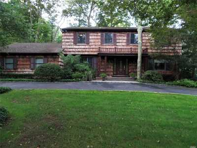 Dix Hills Single Family Home For Sale: 4 Debbie Ct
