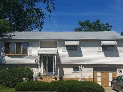 Lindenhurst Single Family Home For Sale: 406 N Putnam Ave