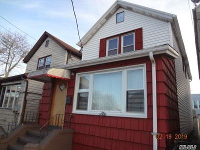 Single Family Home For Sale: 76-18 97th Ave