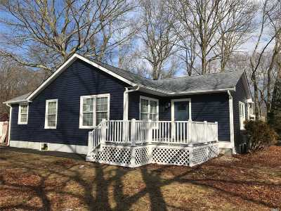 Single Family Home For Sale: 68 Forrest Ave
