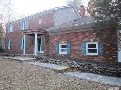 Single Family Home For Sale: 58 Woodmont Rd