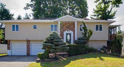 Syosset Single Family Home For Sale: 4 Russell Park Rd