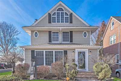 Lindenhurst Single Family Home For Sale: 413 S Wellwood Ave