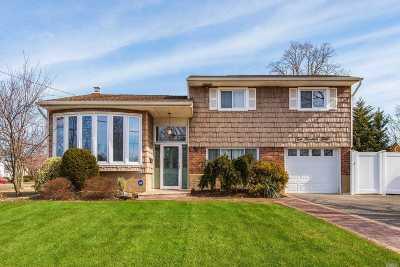 N. Massapequa Single Family Home For Sale: 430 N Bay Dr