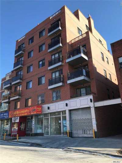Flushing Condo/Townhouse For Sale: 132-08 Pople Ave #7A