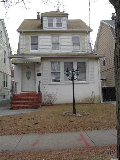 Bellerose, Glen Oaks Single Family Home For Sale: 89-27 Gettysburg St