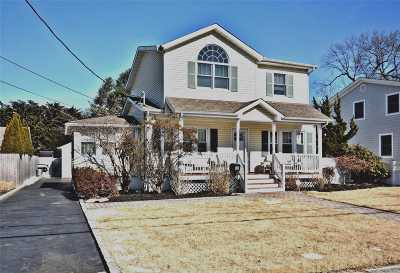 Islip Single Family Home For Sale: 15 Bay 3rd St