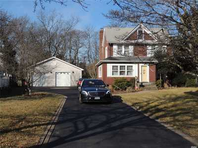 Wantagh Single Family Home For Sale: 1788 Old Mill Rd
