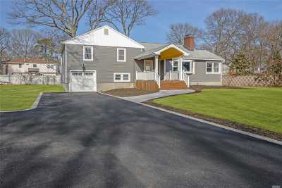 Sayville Single Family Home For Sale: 11 Dewey St