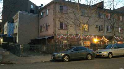 Brooklyn Multi Family Home For Sale: 208 Wilson Ave