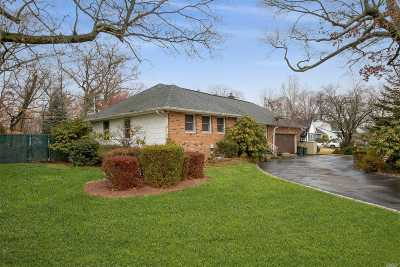 Wantagh Single Family Home For Sale: 2845 Morgan Dr