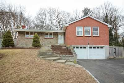 Ronkonkoma Single Family Home For Sale: 25 Balaton Ave