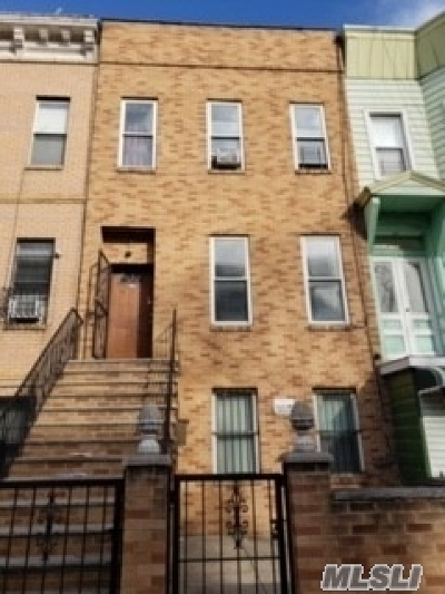 Brooklyn Multi Family Home For Sale: 1253 Saint Marks Ave