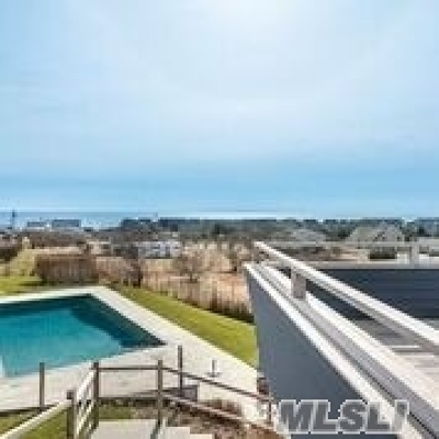 Montauk Single Family Home For Sale: 72 S Etna Ave
