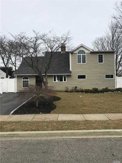 Levittown Single Family Home For Sale: 35 Constellation Rd