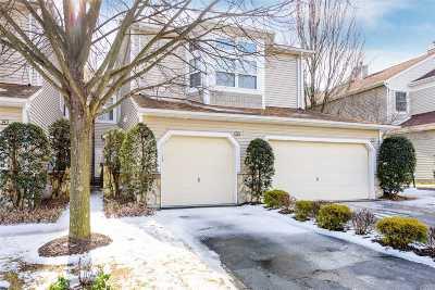 Plainview Condo/Townhouse For Sale: 80 Sagamore Dr