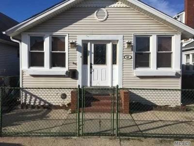 Long Beach NY Single Family Home For Sale: $417,000