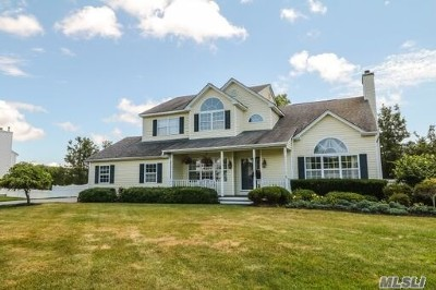 Manorville NY Single Family Home Pending: $535,000
