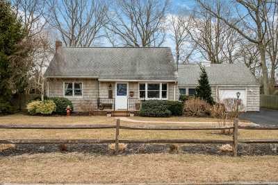 Bayport Single Family Home For Sale: 217 April Ln