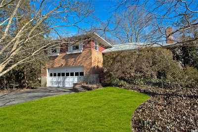 Syosset Single Family Home For Sale: 208 Split Rock Rd