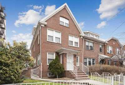 Jackson Heights Single Family Home For Sale: 34-11 91st St.