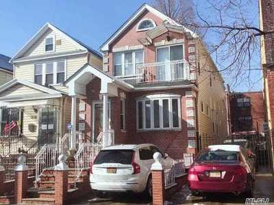 Elmhurst Single Family Home For Sale: 42-46 78 St