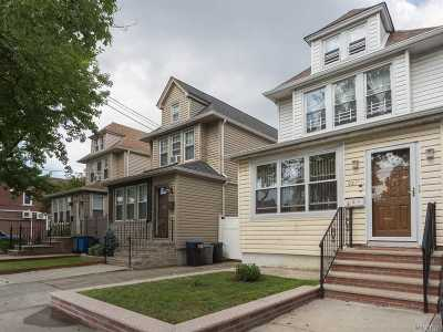Forest Hills Single Family Home For Sale: 92-17 71 Ave