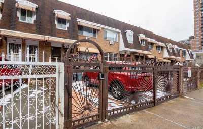 Brooklyn Multi Family Home For Sale: 112 A McKibbin St