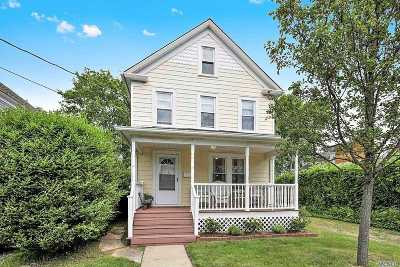 Greenport Single Family Home For Sale: 506 Wiggins St