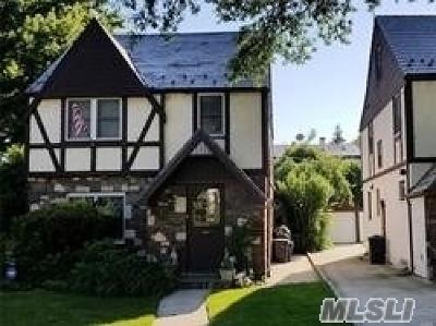 Douglaston Single Family Home For Sale: 50-01 Overbrook St