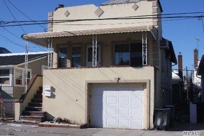 E Atlantic Beach NY Single Family Home For Sale: $648,000