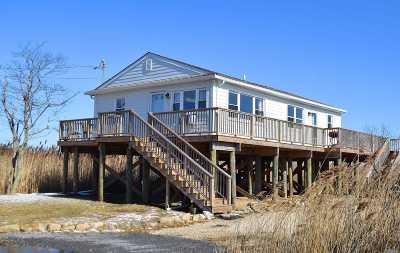 Mastic Beach Single Family Home For Sale: 15 Locust Dr