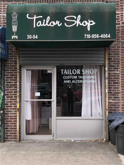 Astoria Business Opportunity For Sale: 30-94 36th St