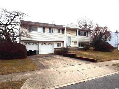 Deer Park NY Single Family Home For Sale: $410,000