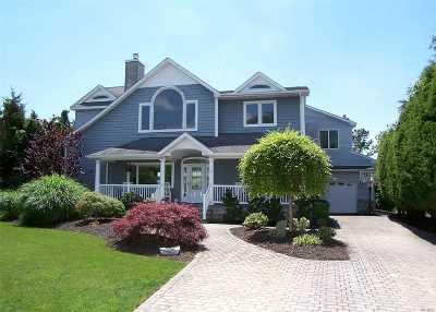 Center Moriches Single Family Home For Sale: 20 Mallard Dr