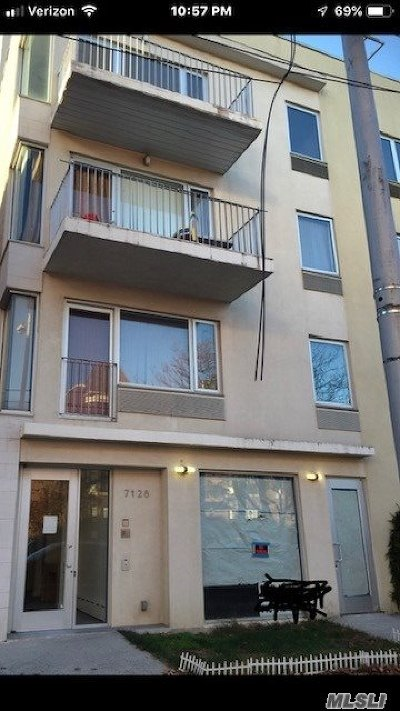 Queens County Condo/Townhouse For Sale: 71-28 163 St #1C