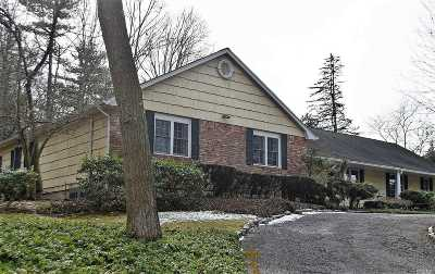 Muttontown Single Family Home For Sale: 7 Dorchester Dr