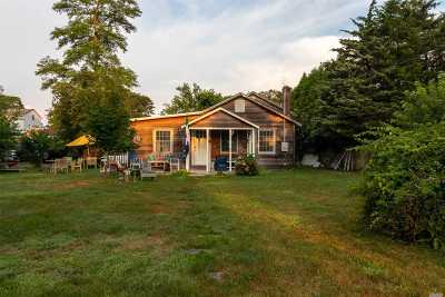 Bellport Single Family Home For Sale: 14 N Howells Point Rd