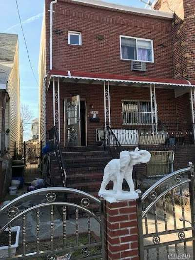 Woodside Single Family Home For Sale: 34-42 58th Street