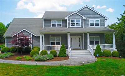 Westhampton Single Family Home For Sale: 18 Lakeside Ln