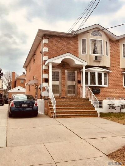 Fresh Meadows Multi Family Home For Sale: 160-24 77th Ave