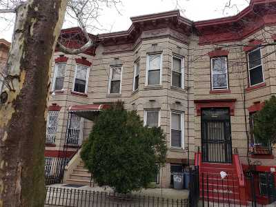 Brooklyn Multi Family Home For Sale: 1425 Hancock St