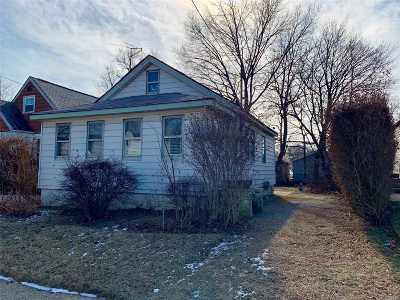 Valley Stream Single Family Home For Sale: 12 Fairfax St
